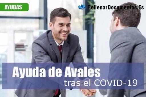 Ayuda de Avales Por COVID-19