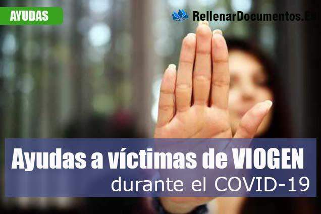 víctimas de violencia de genero