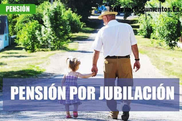 Pensión por jubilación