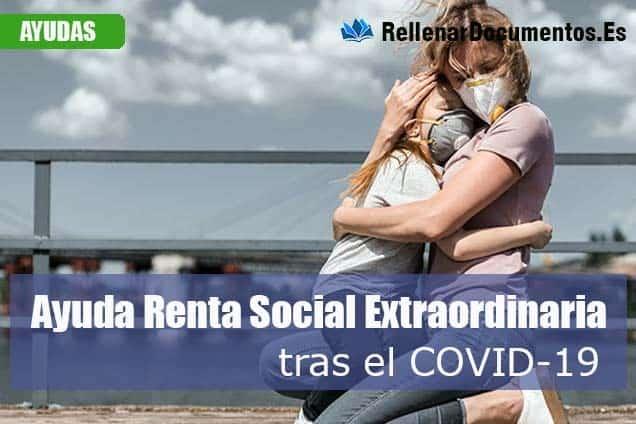 Renta social extraordinaria