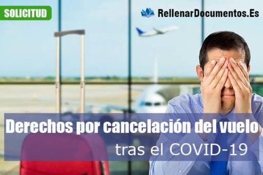 reclamar vuelos cancelados