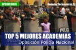 academias para opositar a Policía Nacional