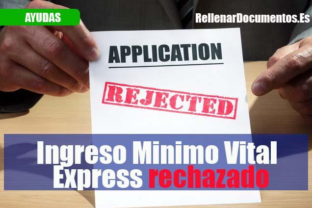 ingreso minimo vital express